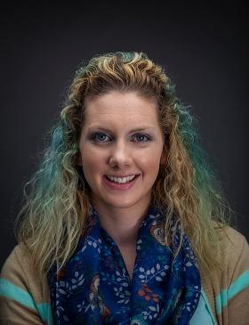 Portrait of my wife Keyandra Fitzwater on September 22, 2018.